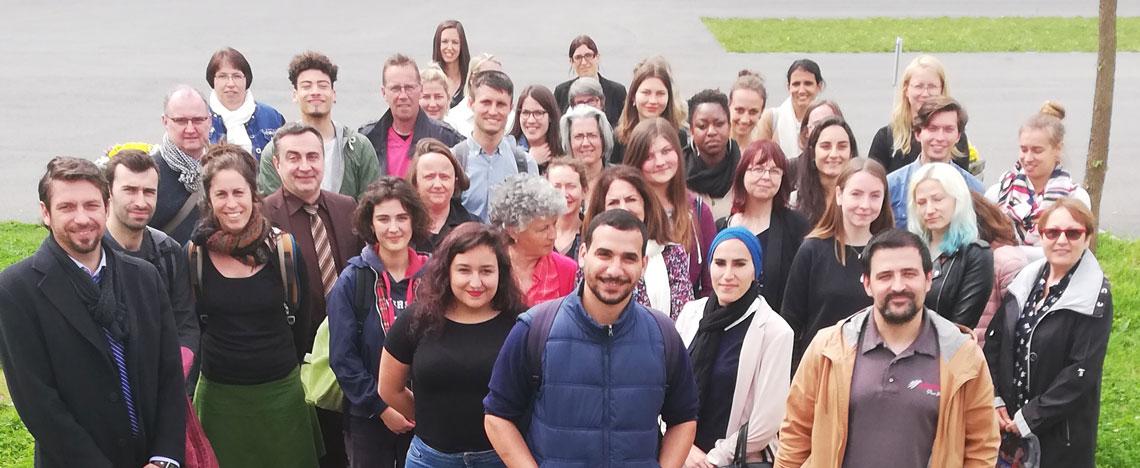 Temps de valorisation de l'accueil de volontaires européens dans les lycées